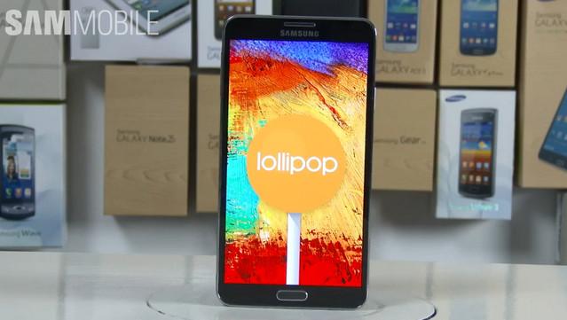 Perbaiki Masalah Android Lollipop, Samsung Siapkan Update Mikro Untuk Banyak Perangkatnya