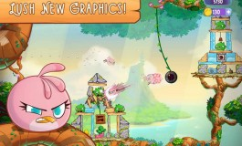 Angry Birds Stella Mendarat di Windows Phone Store