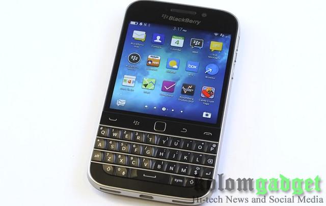 Blackberry Bantah Perangkat BB OS 10 Diskontinu