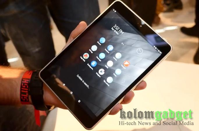 Nokia N1 Resmi Dijual di Taiwan Seharga Rp 3,4 Juta