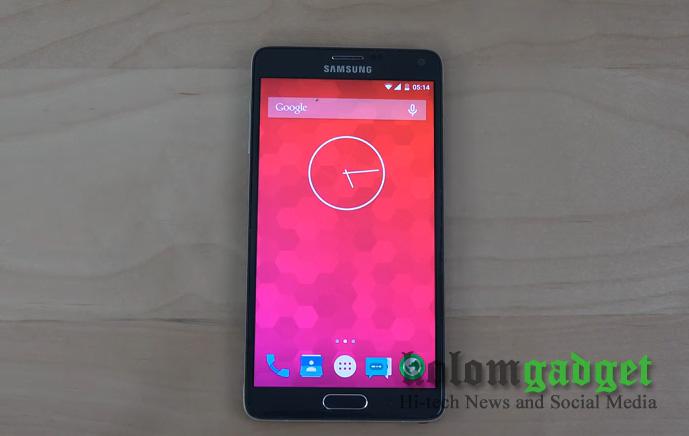 Samsung Galaxy Note 5 Dirilis Lebih Cepat?
