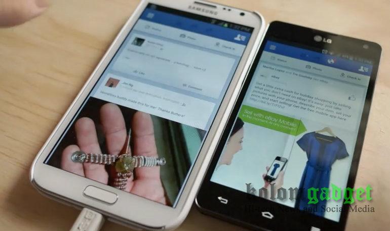 Eksekutif Facebook Minta Karyawannya Pindah Dari iPhone ke Android