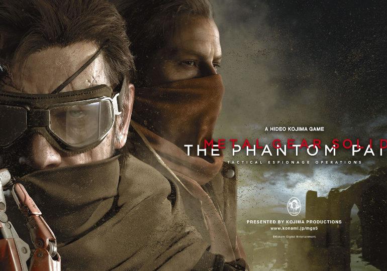 Lebih Dari 6 Juta Kopi Metal Gear Solid 5 Telah Dikirimkan Konami ke Pengecer