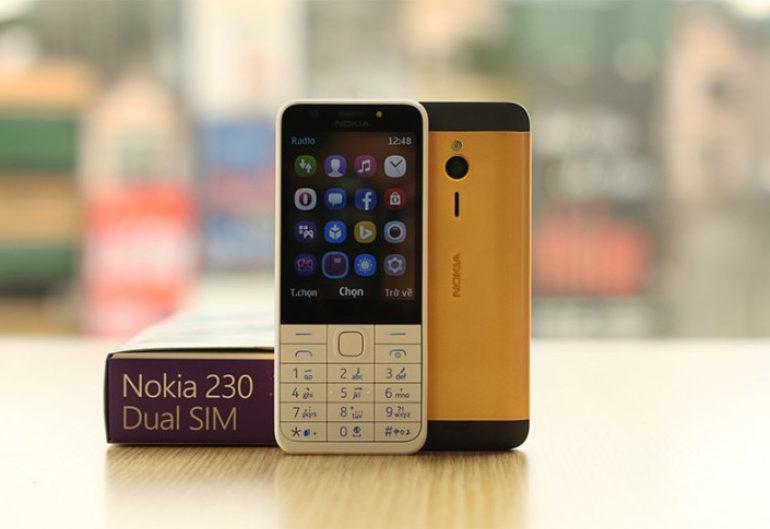 Karalux Sulap Nokia 230 yang Sederhana Jadi Ponsel Premium