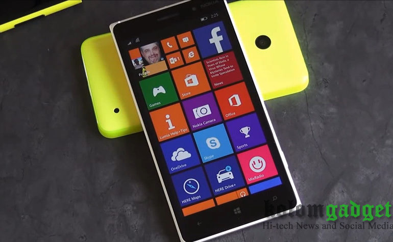 Microsoft Kirimkan Ponsel Lumia 4.7 Inci RM-1127 ke India Untuk Diuji