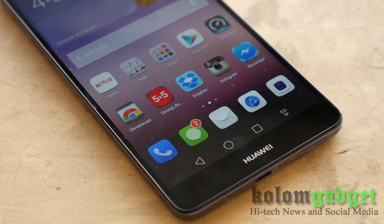 Huawei Honor 7 Berifur Fingerprint Diluncurkan 30 Juni
