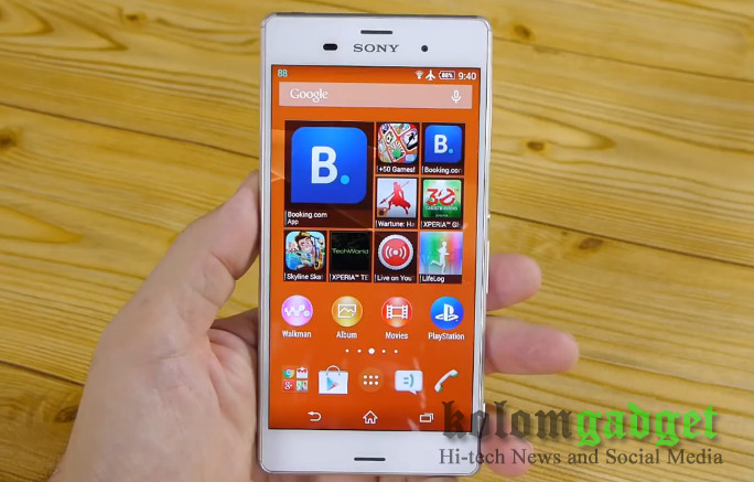Update Android Marshmallow Untuk Sony Xperia Z2, Z3 & Z3 Compact Bergulir