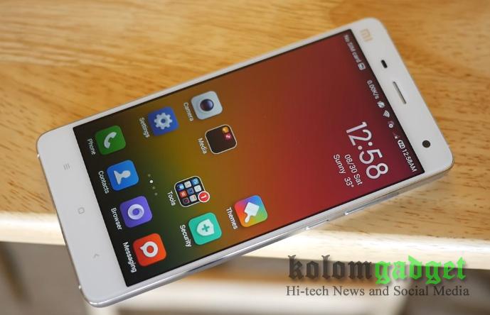 Xiaomi Mi 4 & Mi Note Segera Dapatkan Android 6.0 Marshmallow