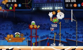 Update Angry Birds Seasons: NBA All-Star Diluncurkan