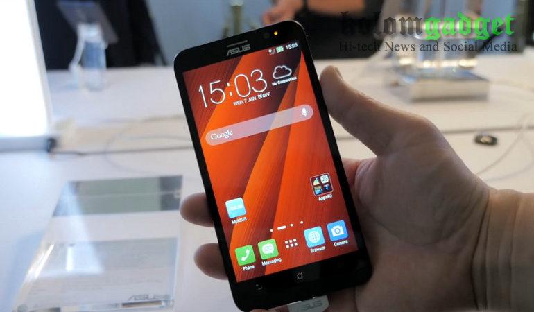 Di India, Harga Asus Zenfone 2 Dibanderol Mulai Rp 3 Jutaan