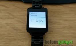 LG G Watch Tak Akan Dapatkan Android Wear 2.0
