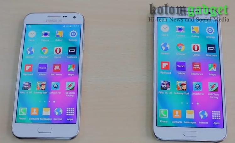 Samsung Galaxy E5 & E7 Segera Dapatkan Pembaruan Android Lollipop Kuartal Ketiga 2015