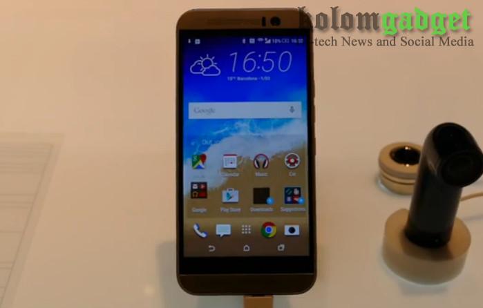 Software di Update, Nyarger HTC One M9 Jadi Ngaret