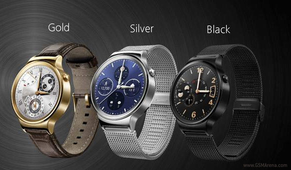 Huawei Watch Segera Rilis Dalam Waktu Dekat
