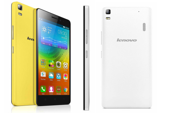 6000 Unit Lenovo A7000 Ludes Terjual di Flash Sale Ketiga