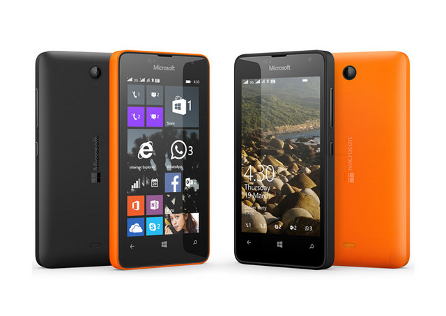 Lumia 430 Dual SIM Mulai Dijual 8 Mei, Harga Promo Hanya Rp 649 Ribu