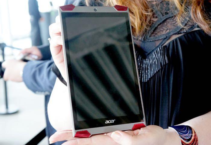 Acer Predator, Tablet Pemangsa Games Diumumkan