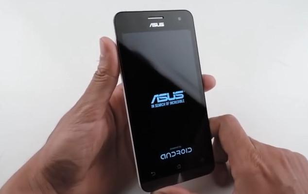 Pembaruan Android Lollipop Asus Zenfone 5 Ditunda 3-4 Bulan