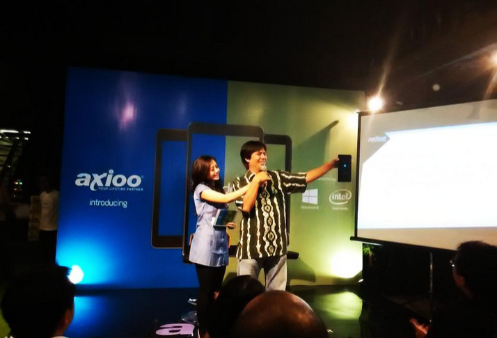 Axioo Windroid Diluncurkan, Tablet Dual-Boot Windows & Android