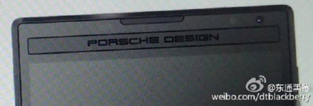 BlackBerry Porsche Design P9984 2