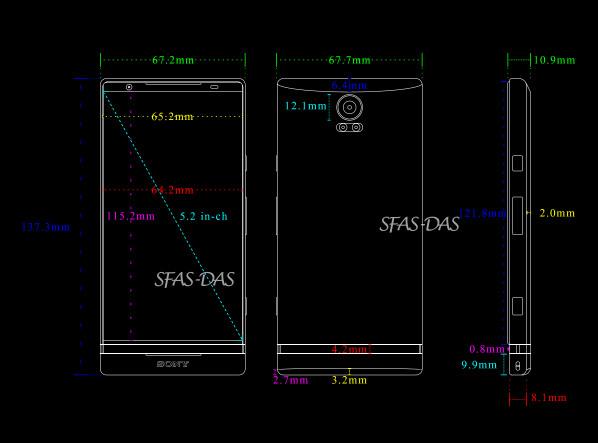 Sony Xperia P2 Bakal Jadi Flagship Pengganti Xperia Z4?