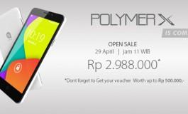 Himax Pamer Polymer X di Sosial Media, Mulai Dijual 29 April