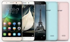Huawei Honor 4C Diperkenalkan di China, Harga Rp 1,6 Jutaan