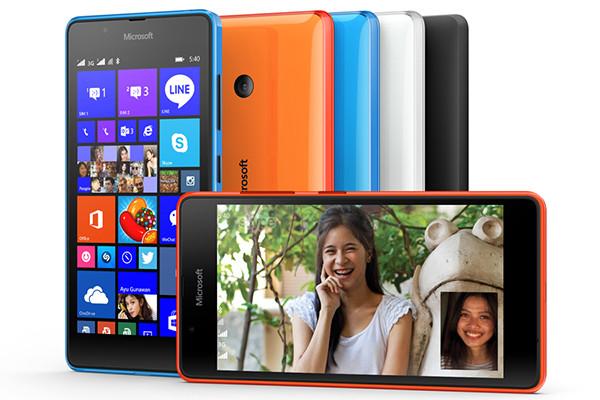 Microsoft Luncurkan Lumia 540 Varian Dual-SIM