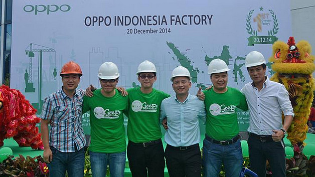 Pabrik Oppo di Indonesia Baru Akan Beroperasi Bulan Mei
