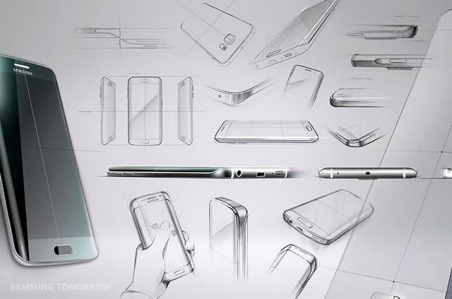 Inilah Filosofi Dibalik Desain Samsung Galaxy S6