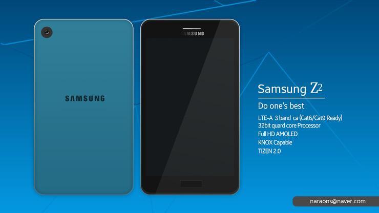 Samsung Garap Samsung Z2 dan Smartphone Tizen Untuk Pasar Global?
