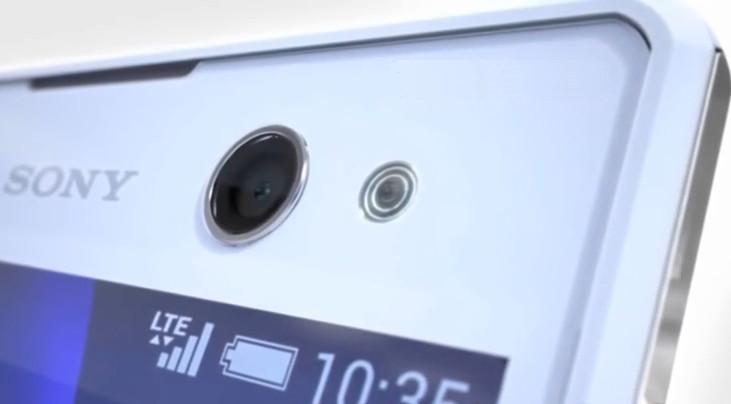 Sosok Sony Xperia C4 Muncul Kembali, Perlihatkan Antarmuka Homescreen