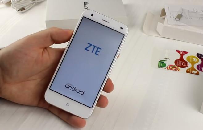 Perangkat Lunak Diperbarui, ZTE Blade S6 Kini Punya Pemindai Iris