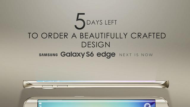 Mau Beli Samsung Galaxy S6 Edge? Ini Harganya di Indonesia