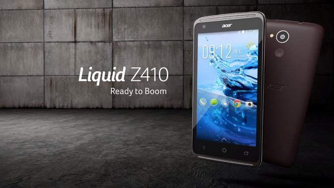 Trio Acer Liquid Z410, Z220 & Z520 Meluncur di Indonesia
