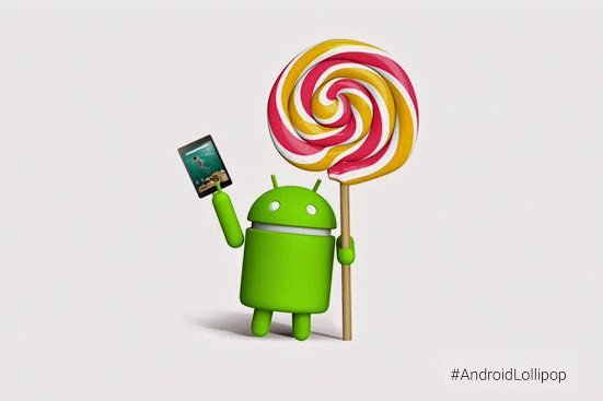 Jadwal Update Android 5.1 Lollipop Smartphone Sony Diumumkan