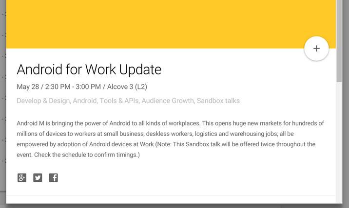 Android M Bakal Diperkenalkan 28 Mei di Google I/O