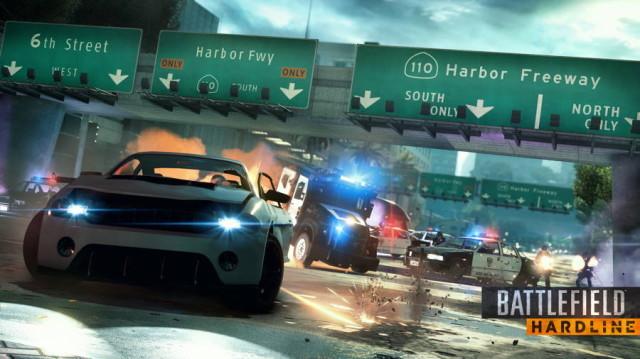 DLC 'Criminal Activity' Battlefield Hardline Dirilis Bulan Juni
