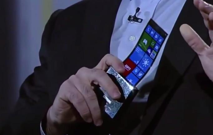 Soal Paten Layar Lengkung, Microsoft Dahului Samsung dan LG