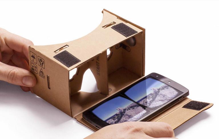 Dengan Evercoss One X & Google Cardboard, Menjajal Virtual Reality Tak Harus Mahal