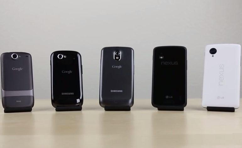 Tahun Ini Ada 2 Google Nexus yang Diproduksi Oleh LG dan Huawei