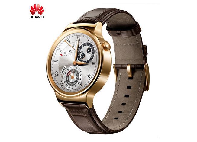Mampir di FCC, Pertanda Debutnya Huawei Watch Semakin Dekat