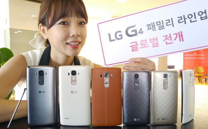 LG G4 Stylus dan LG G4c Resmi Diperkenalkan