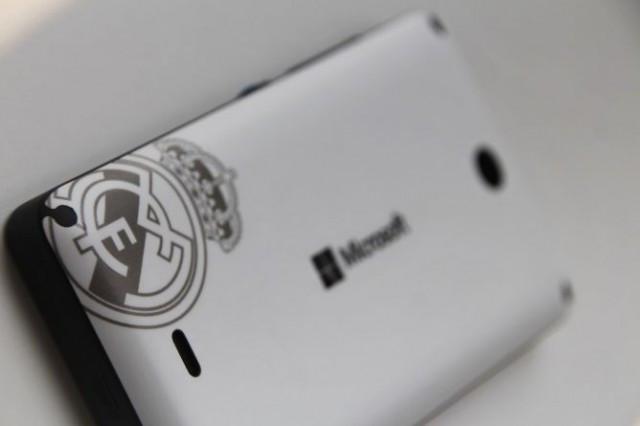 Microsoft Lumia 430 Dual SIM Edisi Real Madrid Kini Hadir di Indonesia
