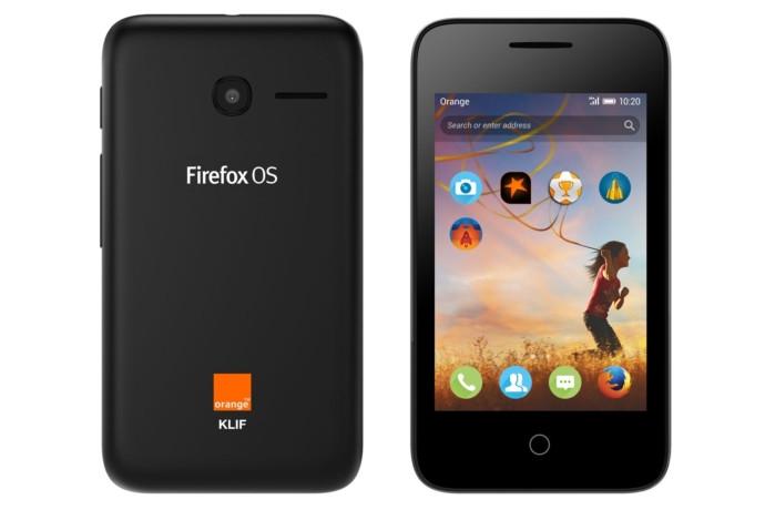 Orange Klif, Ponsel Firefox OS Pertama Meluncur di Afrika