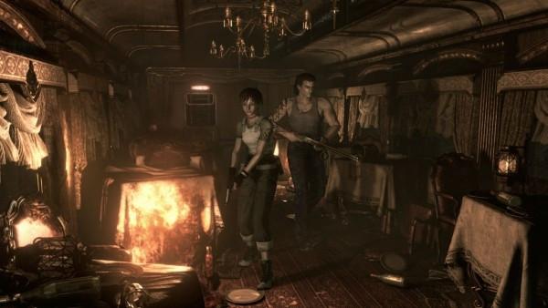 HD Remaster Resident Evil Zero Diumumkan