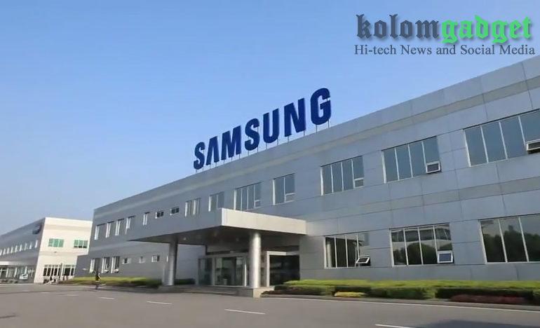 Samsung Perkuat Bisnis Semikonduktor, Bangun Pabrik Seluas 400 Kali Lapangan Bola