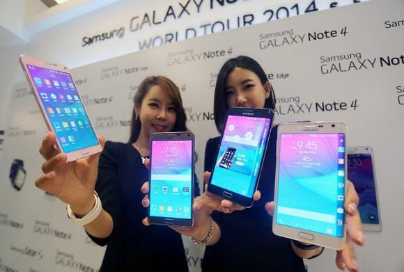 Rumor: Samsung Galaxy Note 5 & Penerus Galaxy Note Edge Dalam 'Project Zen'