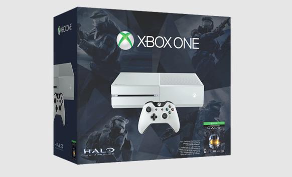 "Microsoft Hadirkan Xbox One Warna Putih Edisi ""Halo: The Master Chief Collection"""