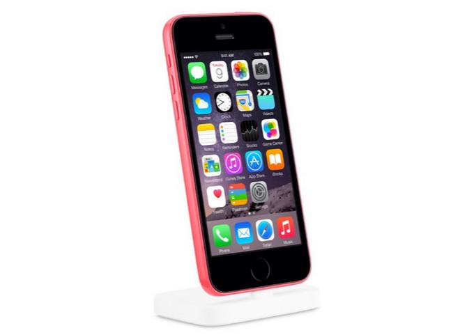 iPhone 5c Berfitur Touch ID Tampil di Website Apple